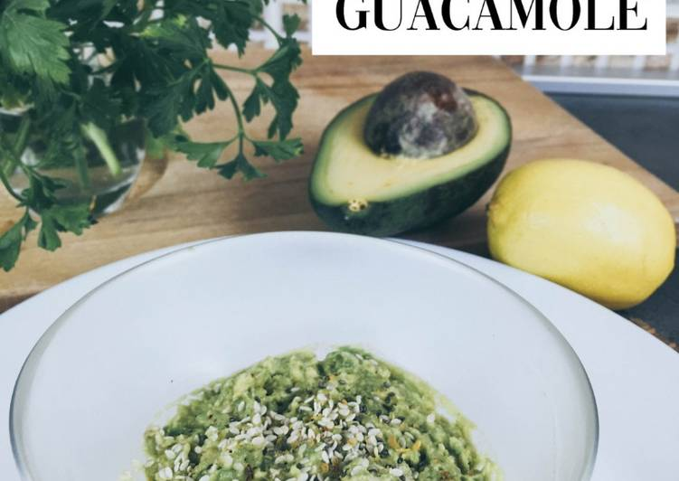Easiest Way to Prepare Any-night-of-the-week Fitness Recipes-Guacamole Recipe: To Satisfy Your Avocado Obsession