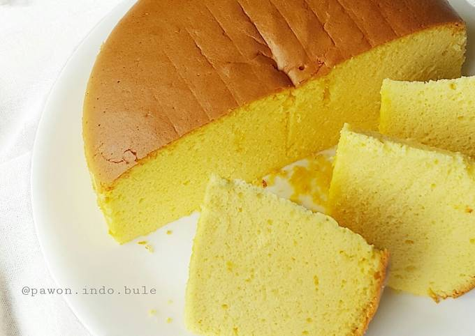 Step-by-Step Guide to Prepare Perfect Condensed Milk Cotton Cake