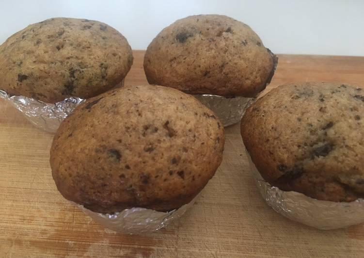 Yogurt Choco Muffin