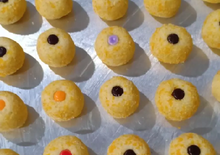 Resep Monde Cookies Kue Kering Janda Genit Oleh Anita Kenzo Cookpad