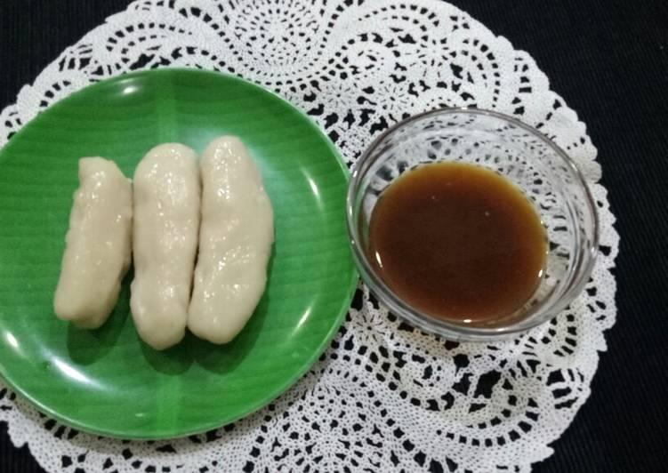 Pempek Ikan Tenggiri (Resep Just Try and Taste)
