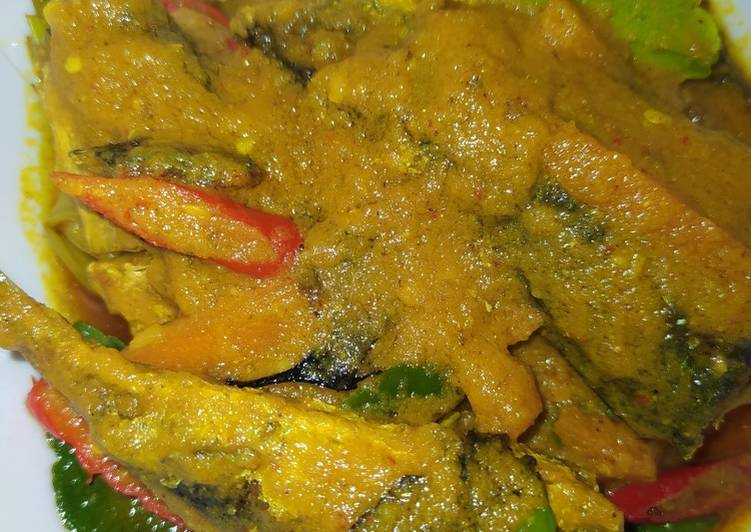 Ikan dencis acar kuning - cookandrecipe.com