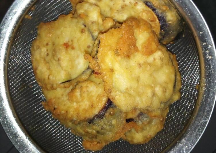 Terong goreng tepung