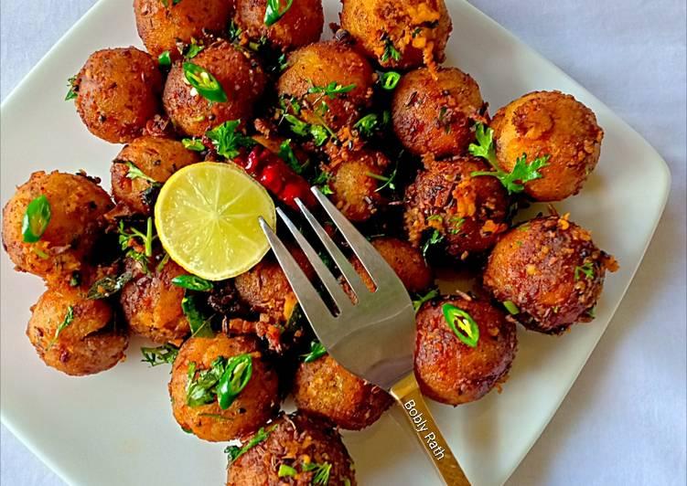 Achari Ammini Kozhukattai Deciding on Healthy and balanced Fast Food
