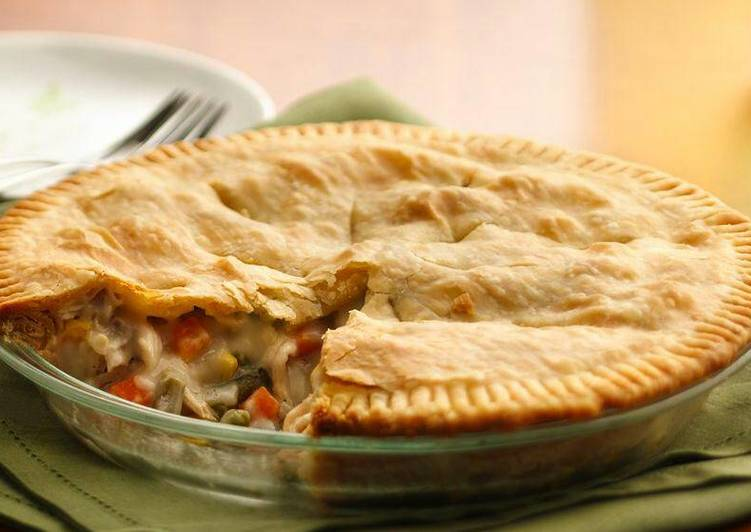 Chicken Pot Pie, Choosing Fast Food That's Fine For You