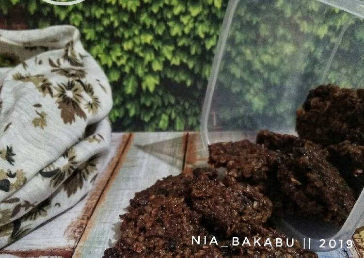 No Bake Oatmeal Cookies (01)
