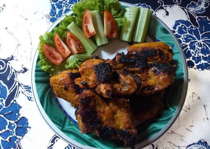 #41 Ayam Bakar Padang