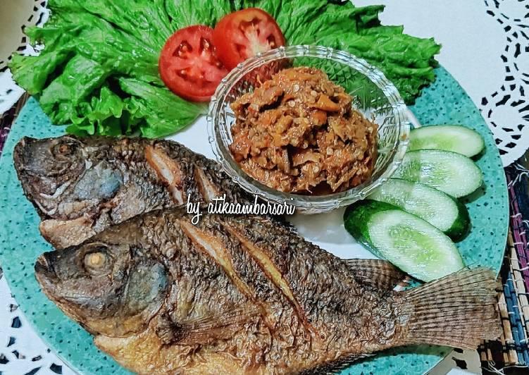 Resep Ikan Nila Goreng Yang Populer Lezat