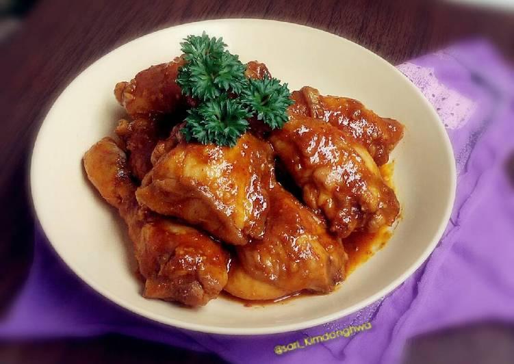 Ayam Masak Bumbu Merah