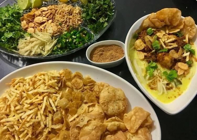 Old Fashioned Dinner Ideas Special Chicken Karhi Khao Suey