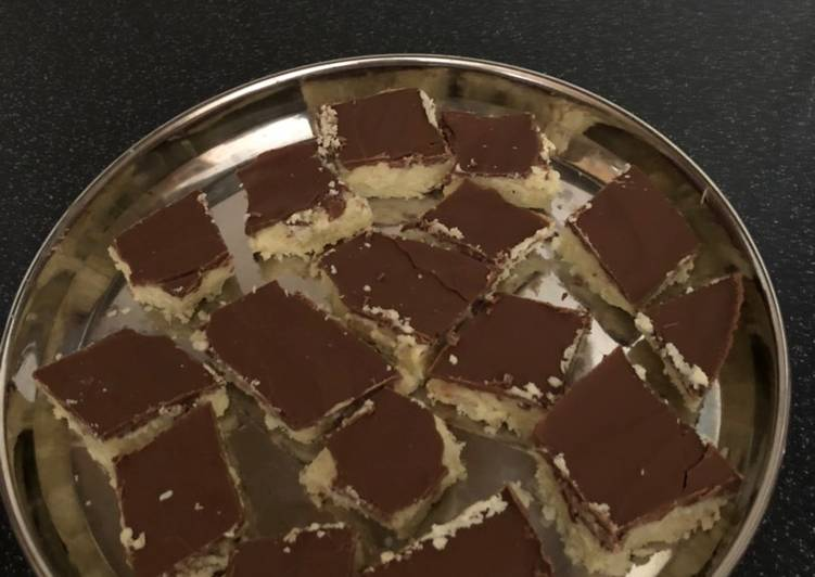 Step-by-Step Guide to Make Top-Rated Chocolate barfi