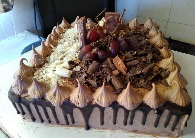 Recipe of Ultimate Classic Madeira cake