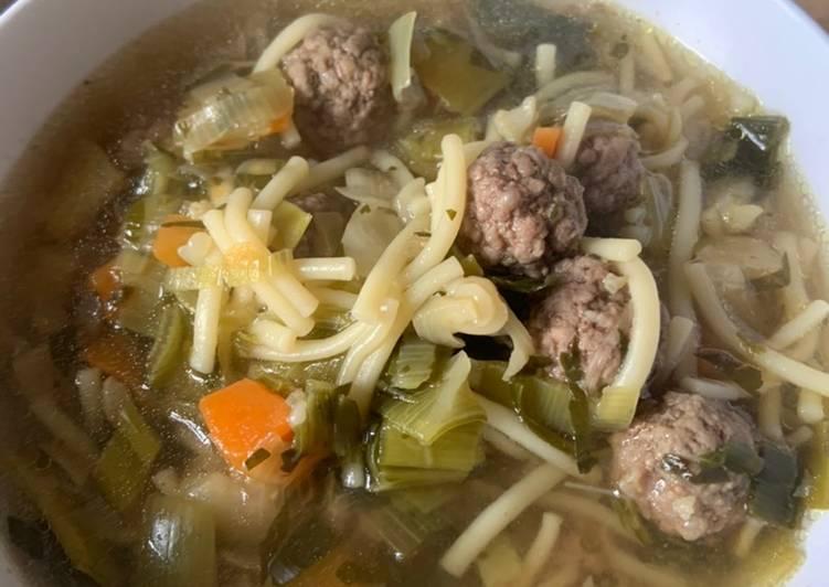 Recipe: Tasty Soup
