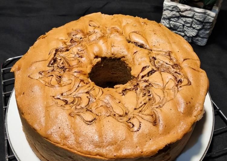 Bolu Kopi/Coffee Cake Panggang