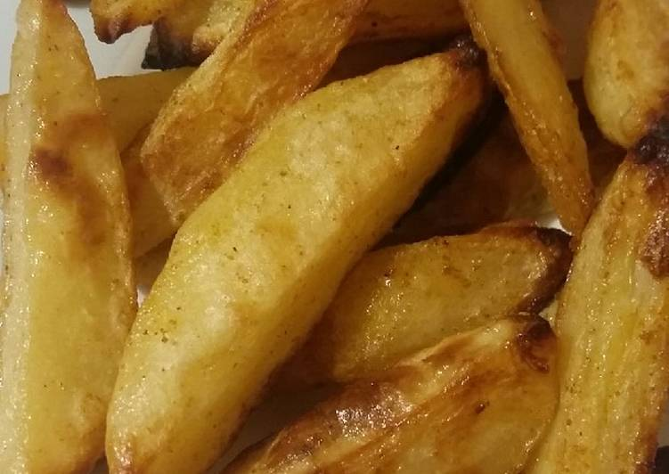 Vickys Homemade Oven Chips / Fries, GF DF EF SF NF