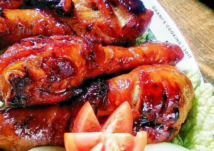 Ayam Bakar Resep Ibu