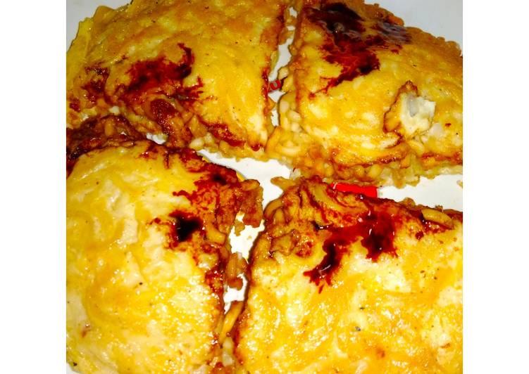 Resep Omelet Mie Telur Yang Mudah Endes