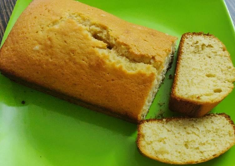 Recipe of Award-winning Sponge Cake