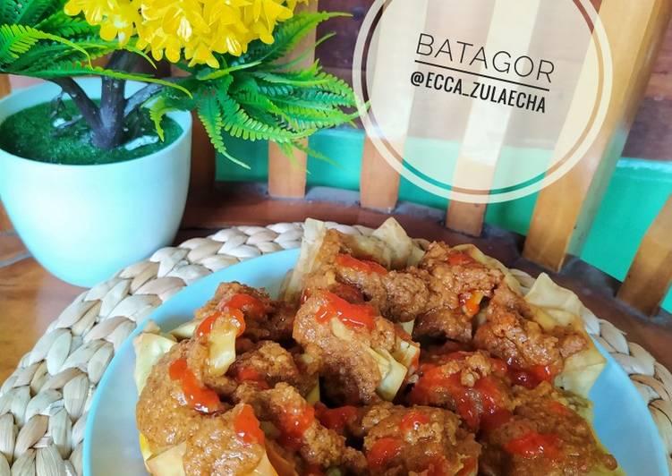 Bagaimana Menyiapkan Batagor, Lezat