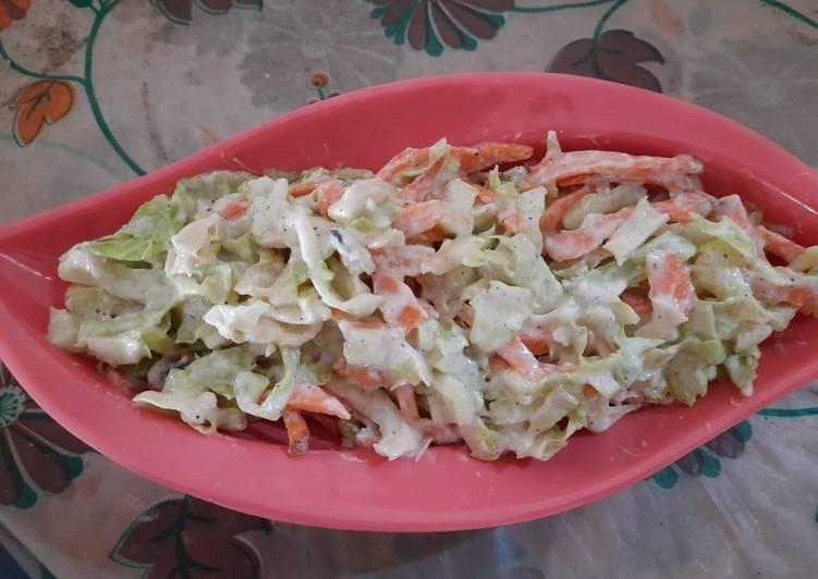 Recipe of Ultimate Coleslaw salad