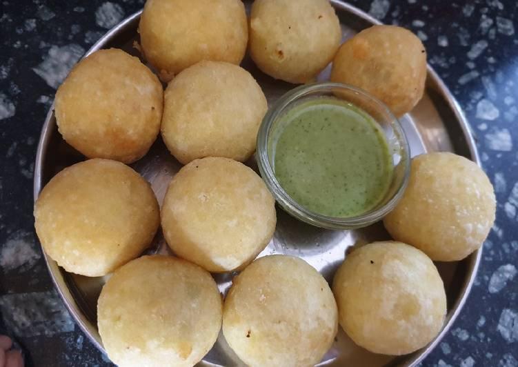 25 Minute Recipe of Royal Farali pattice