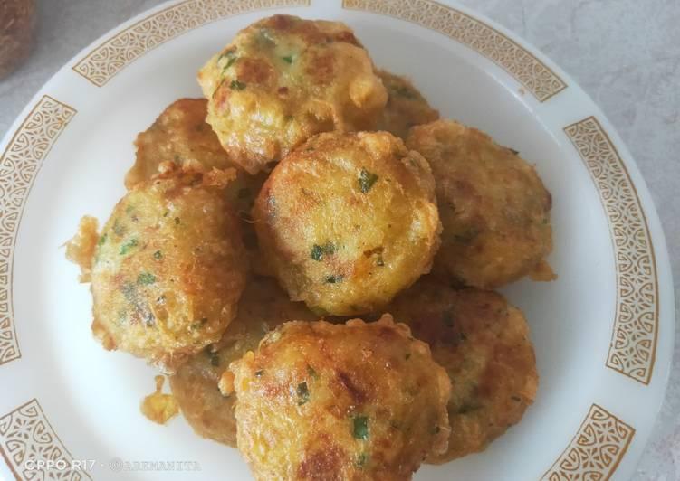 Resep Perkedel kentang Yang Mudah Bikin Nagih