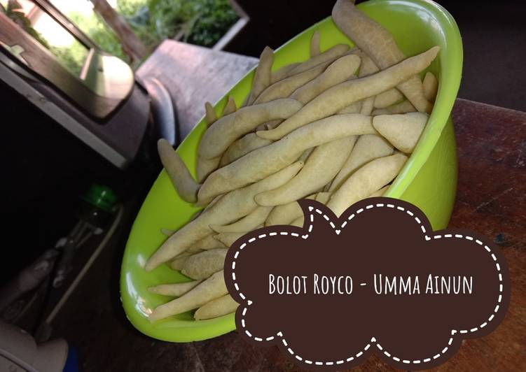 9) Bolot Royco