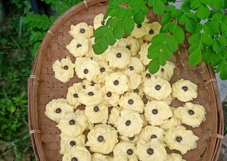 Cookies susu keju