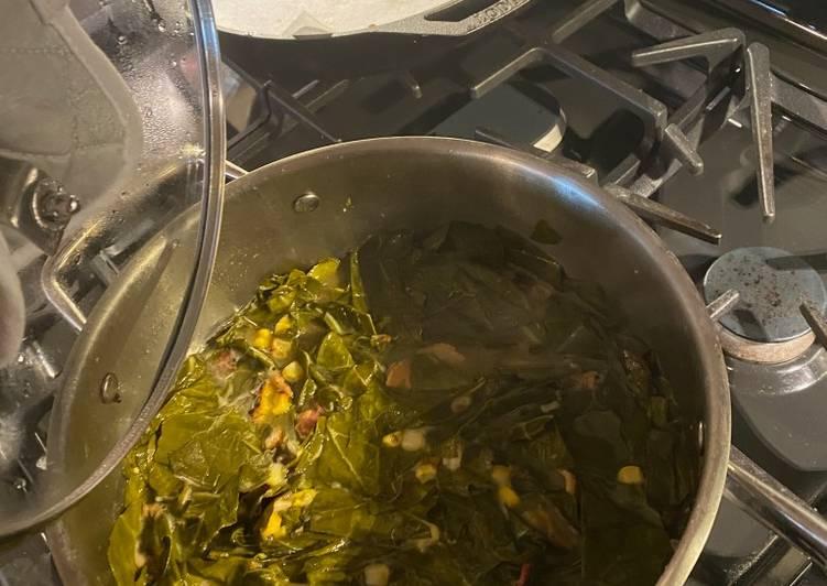 Recipe of Ultimate Southern Collard Greens