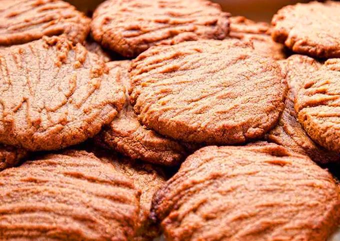 Cookies Cokelat Kacang Mede, Suguhan untuk Imlek