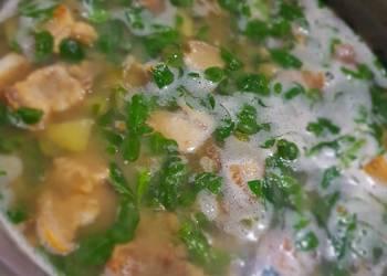 How to Cook Appetizing Pork Monggo