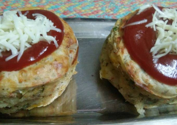 Easiest Way to Prepare Perfect Savoury muffins