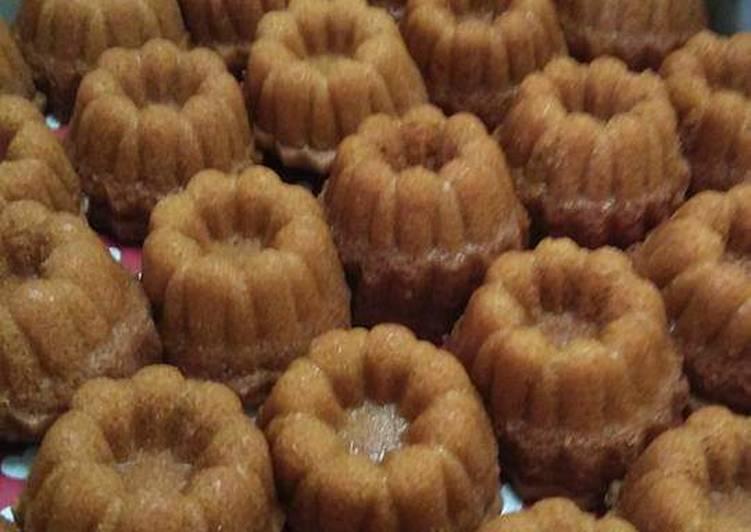 Apam gula hangus - resepipouler.com