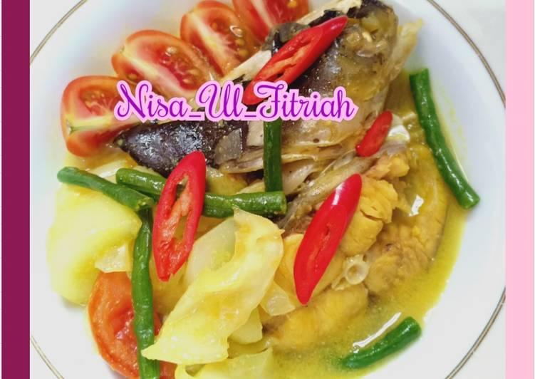 Sayur Asam Ikan Patin