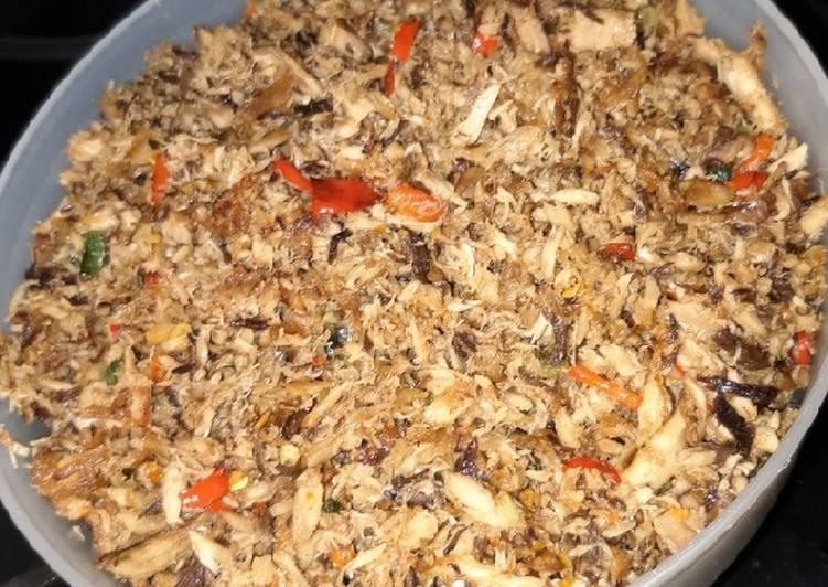 Resep Abon Ikan Tongkol Oleh Nia Agustina Cookpad