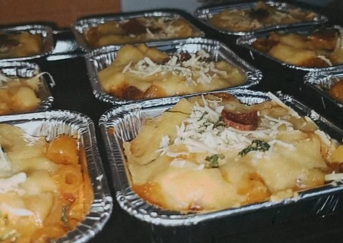 Macaroni Panggang Sultan