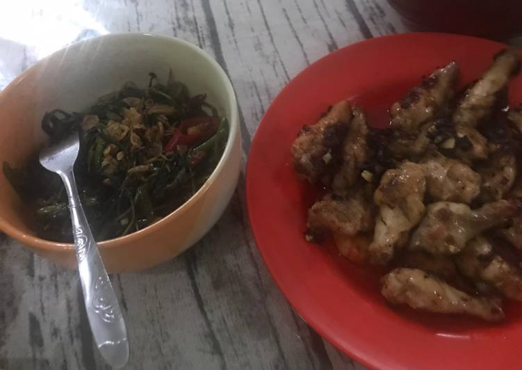 Resep Ayam panggang barbeque Yang Populer Endes