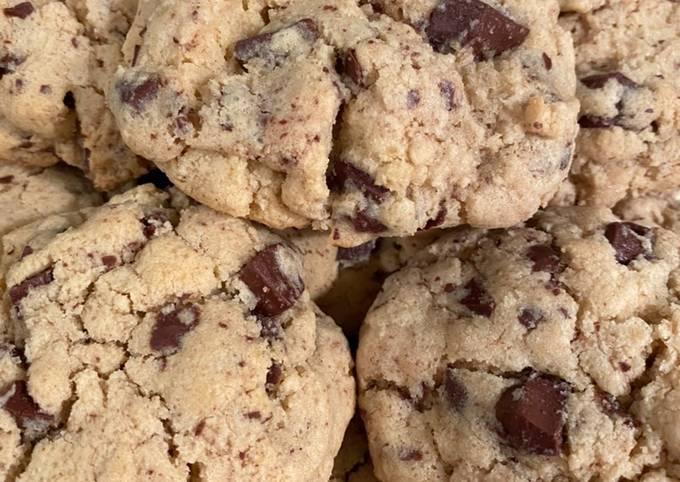 Cookies avec ou sans gluten
