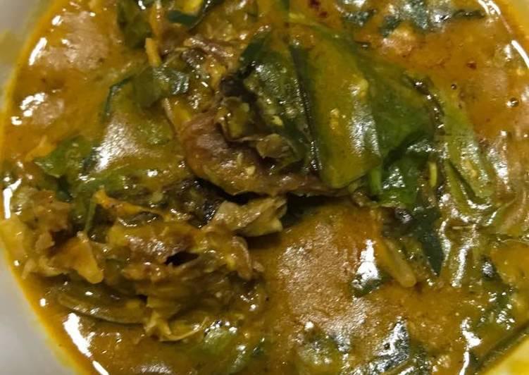 How to Make Super Quick Homemade Oha Soup