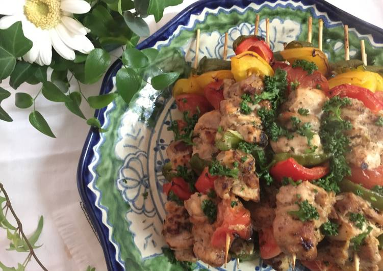 Recipe: Good Egyptian Chicken Sticks
