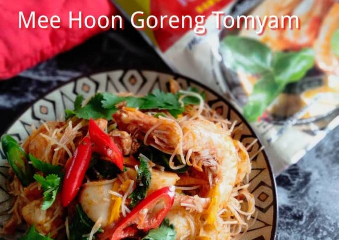 Mee Hoon Goreng Tom Yam