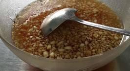 Hình ảnh món Pha Nước Mắm Ăn Các Món Gói Với Rau