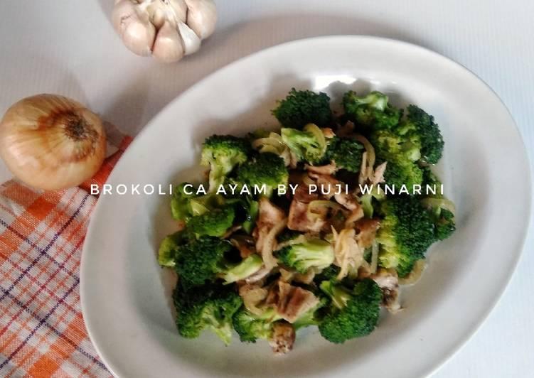 Brokoli ca AYAM