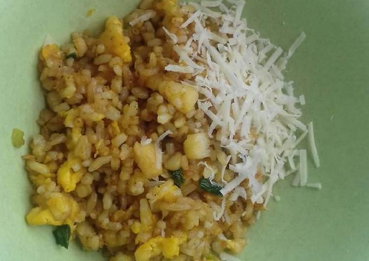 Resep Nasi Goreng Nila *menu balita Terbaik
