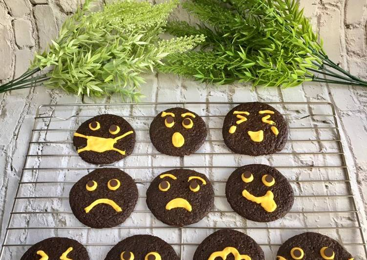 Chocolate Cookies Emoticon
