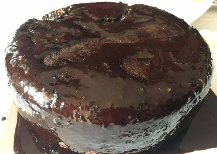 Simple Way to Make Perfect Chocolate mint cake
