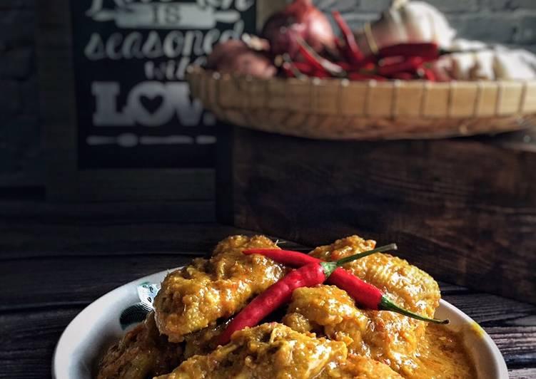 Ayam Kampung Masak Ungkep - velavinkabakery.com