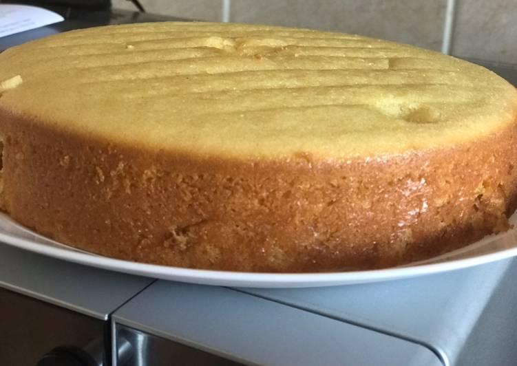 Recipe of Award-winning Semolina cake