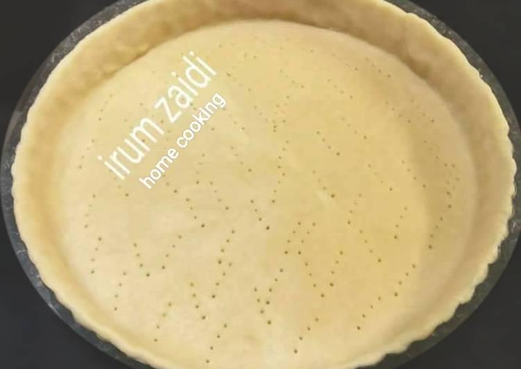 🍛 Savoury Shortcrust Pastry Dough 🍛