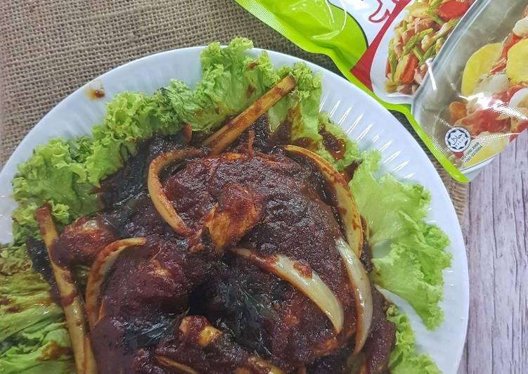 Ayam sambal bali - velavinkabakery.com